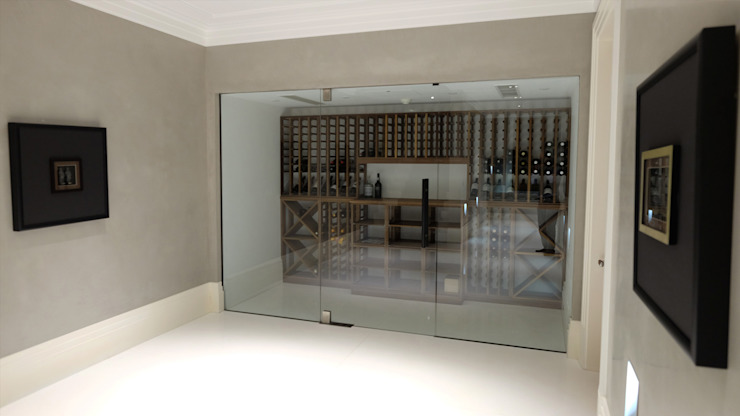 Private Villa, Surrey Keir Townsend Ltd. Kitchen