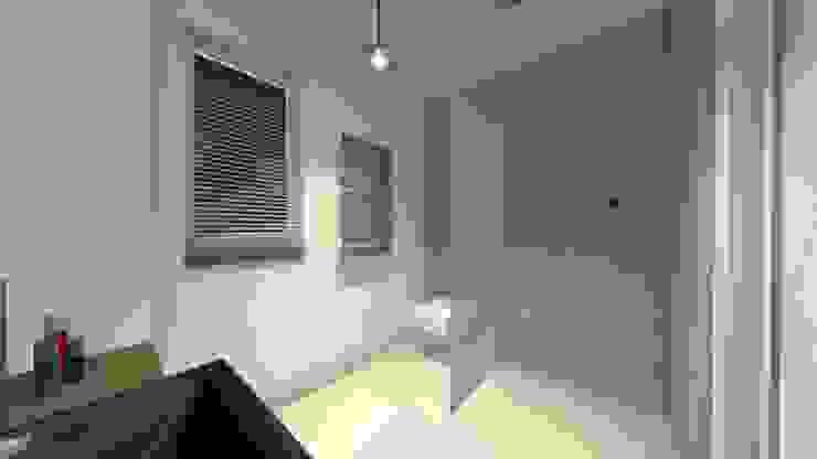 """<q class=""""-first"""">Beton Architektoniczny</q>- Piękno w Prostocie Nowoczesna łazienka od Kamienie Naturalne Chrobak Nowoczesny"""