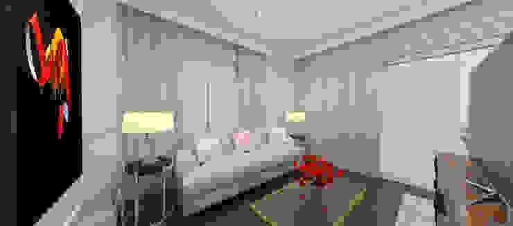 Modern living room by Kerim Çarmıklı İç Mimarlık Modern
