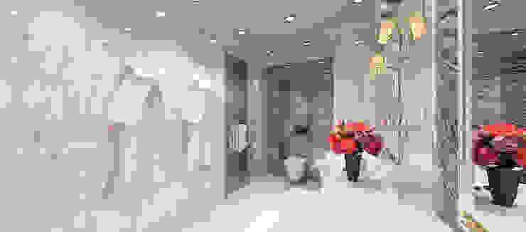 모던스타일 욕실 by Kerim Çarmıklı İç Mimarlık 모던