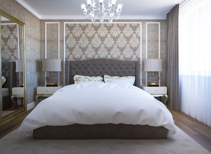 Bedroom by Insight Vision GmbH, Classic