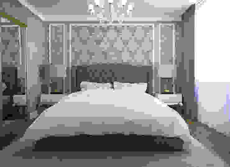 Schöne Tapeten für\'s Schlafzimmer aus Frankfurt am Main