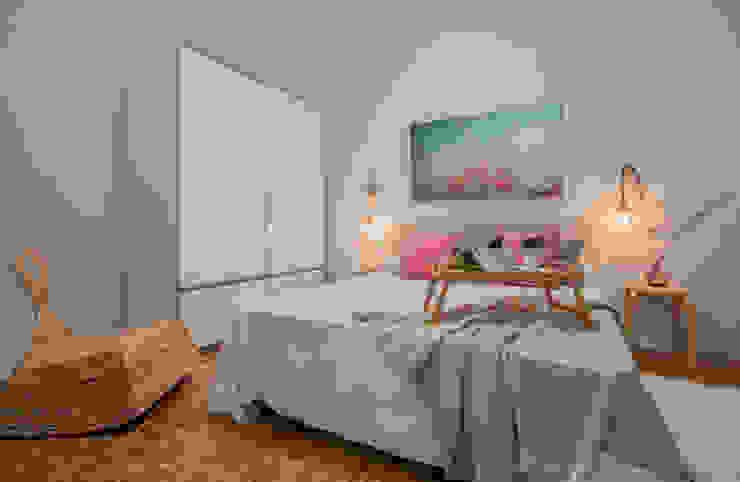 Camera da letto in stile scandinavo di homify Scandinavo