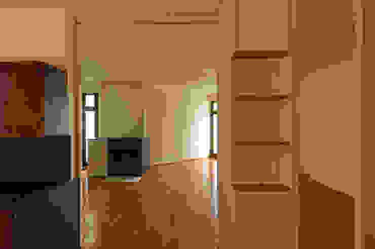 Remodelação de Apartamento na Pasteleira Cozinhas escandinavas por ABPROJECTOS Escandinavo