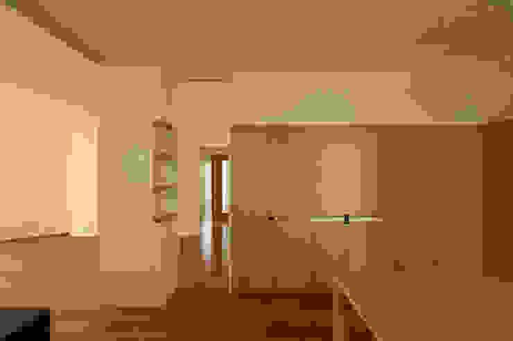 Remodelação de Apartamento na Pasteleira Salas de jantar escandinavas por ABPROJECTOS Escandinavo