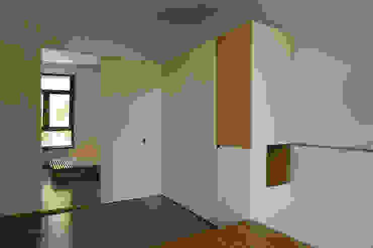 Remodelação de Apartamento na Pasteleira Quartos escandinavos por ABPROJECTOS Escandinavo