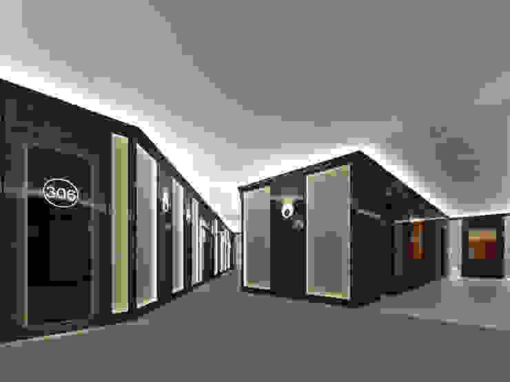 NUROL TOWER – SOSYAL TESİS Kerim Çarmıklı İç Mimarlık