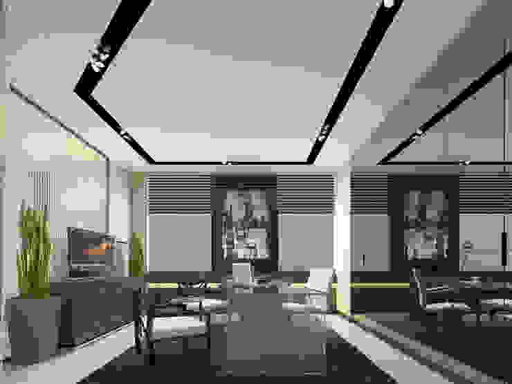NUROL TOWER OFİS Kerim Çarmıklı İç Mimarlık