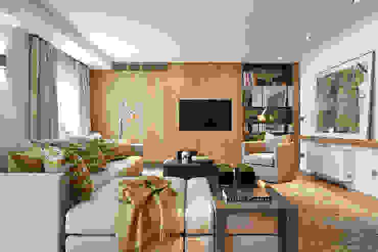 Woonkamer door Molins Design,