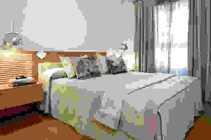 Molins Design Mediterranean style bedroom