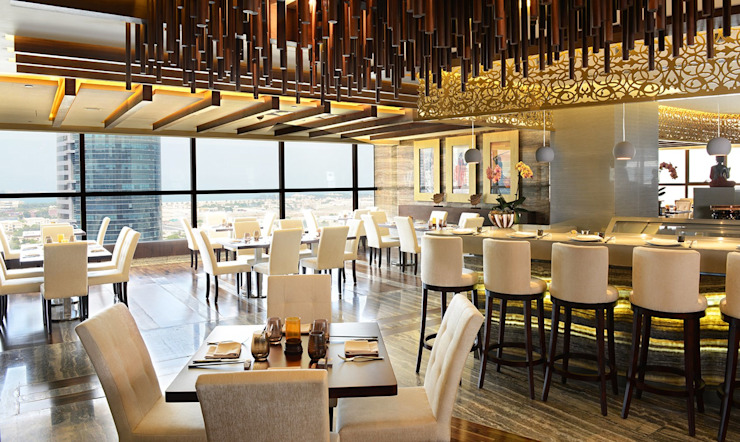 Açık Restoran Klasik Bar & Kulüpler Gür Mobilya Klasik Masif Ahşap Rengarenk