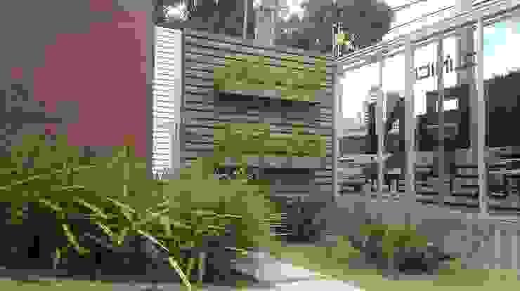 Tropische tuinen van Marcos Assmar Arquitetura | Paisagismo Tropisch
