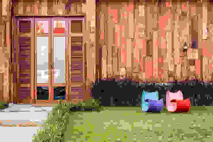 Residência Londrina 3 Casas modernas por Antônio Ferreira Junior e Mário Celso Bernardes Moderno