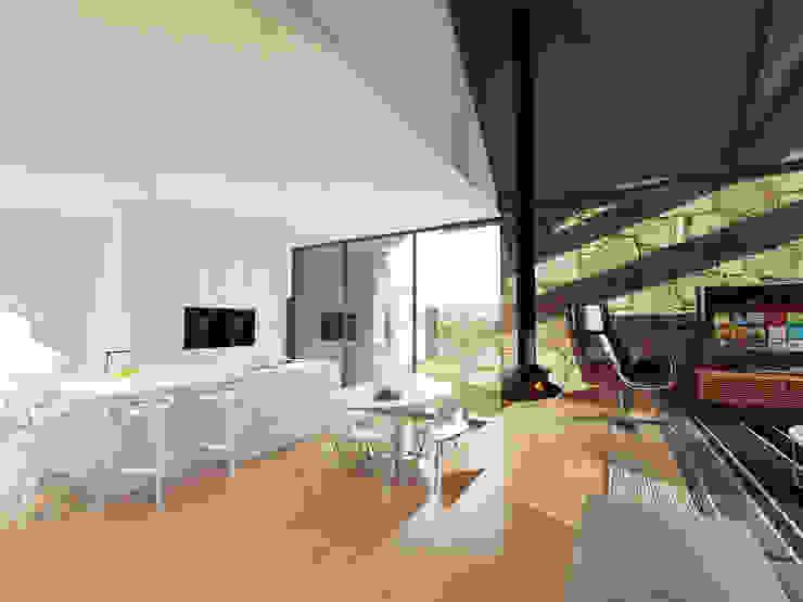 Comedores de estilo  por Davide Domingues Arquitecto, Rústico
