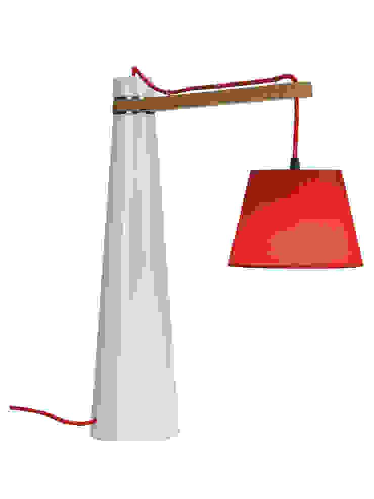 Farolito Rhubarb por Valditaro Escandinavo Cerâmica