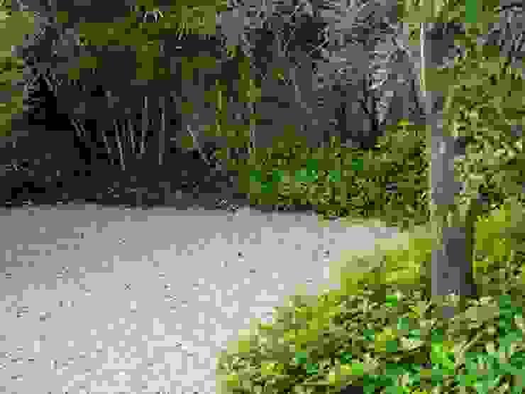 Pormenor Jardins ecléticos por Atelier Jardins do Sul Eclético