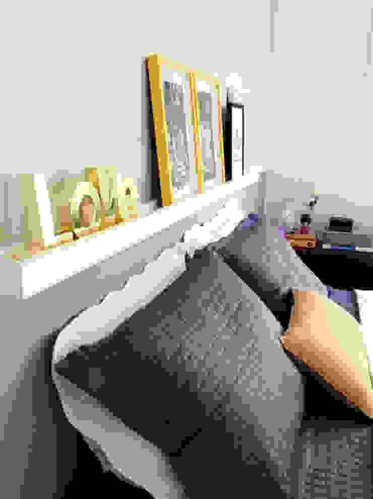 Apartamento Leblon II Quartos modernos por Duplex Interiores Moderno