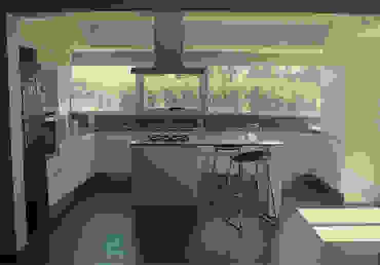 Кухни в . Автор – JORGELINA ALVAREZ  I arquitecta I, Минимализм