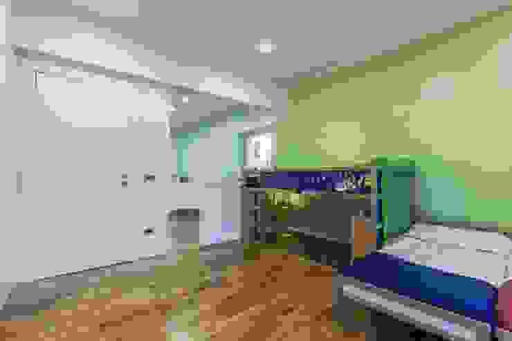 HOUSE G&S Camera da letto moderna di GINO SPERA ARCHITETTO Moderno