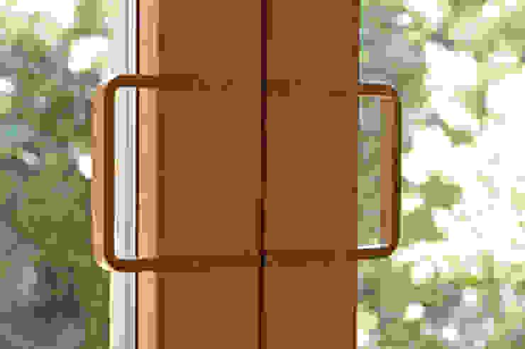 取手 クラシカルな 窓&ドア の 小林良孝建築事務所 クラシック 銅/ブロンズ/真鍮
