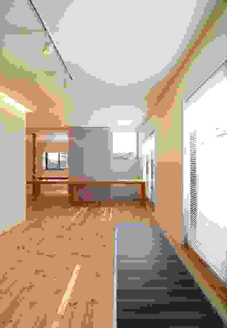 星設計室 Modern Living Room Wood Wood effect