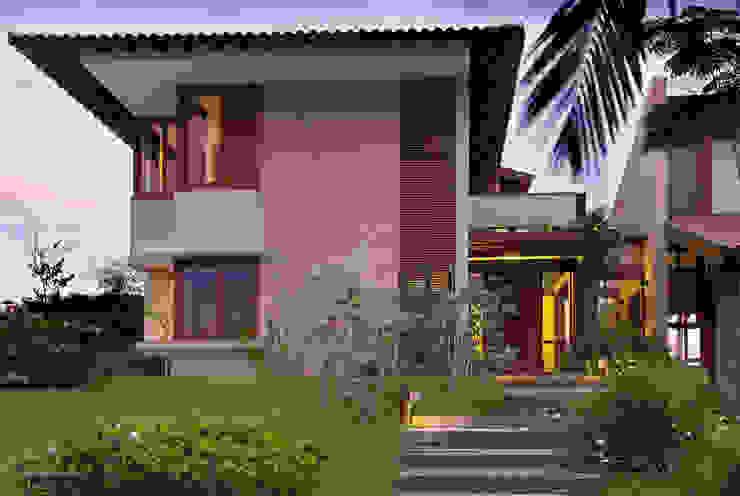Casa em Itu: Casas  por Mellani Fotografias