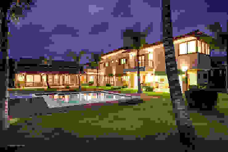 Casa em Itu Mellani Fotografias Moderne Pools