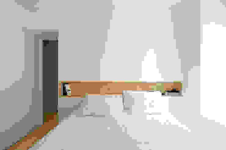 REFORMA VIVIENDA โดย Garmendia Cordero arquitectos โมเดิร์น
