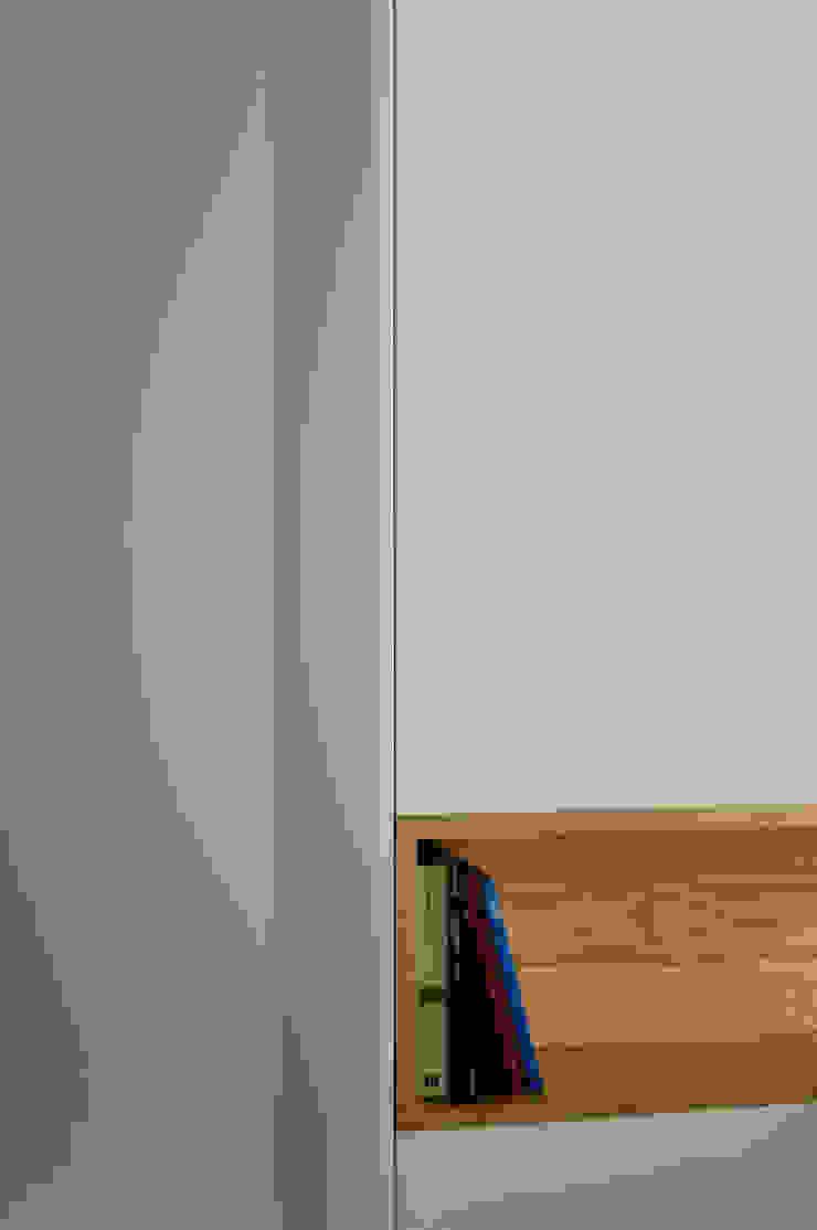 Reforma vivienda Dormitorios de estilo moderno de Garmendia Cordero arquitectos Moderno