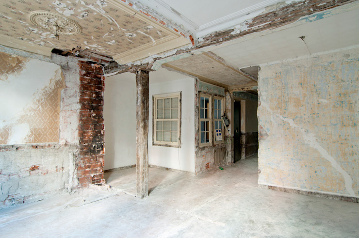 Reforma vivienda de Garmendia Cordero arquitectos Moderno