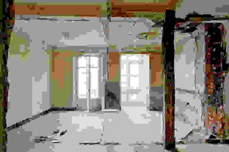 Reforma vivienda Garmendia Cordero arquitectos
