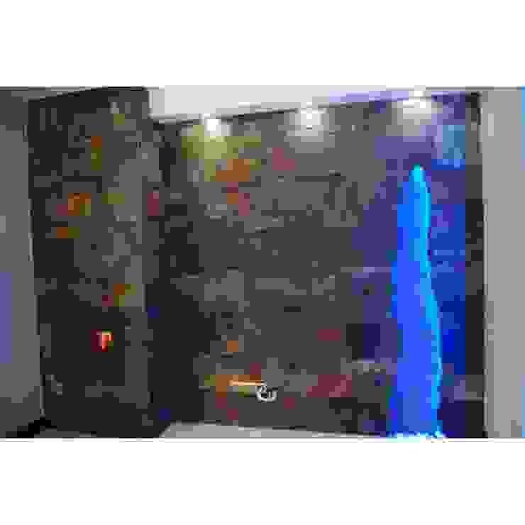 Łupek Multicolor cięty od Kamienie Naturalne Chrobak Nowoczesny Kamień