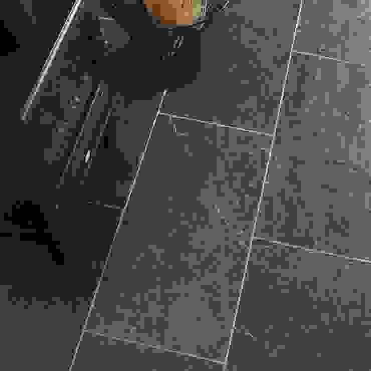 Kwarcyt Silver Grey Natural od Kamienie Naturalne Chrobak Eklektyczny Kamień
