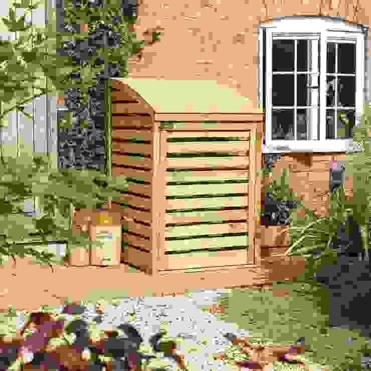 Landscaping and Garden Storage von Heritage Gardens UK Online Garden Centre Klassisch