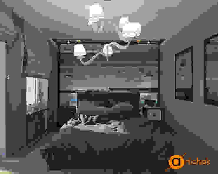 INSTAGRAM Спальня в стиле модерн от Artichok Design Модерн
