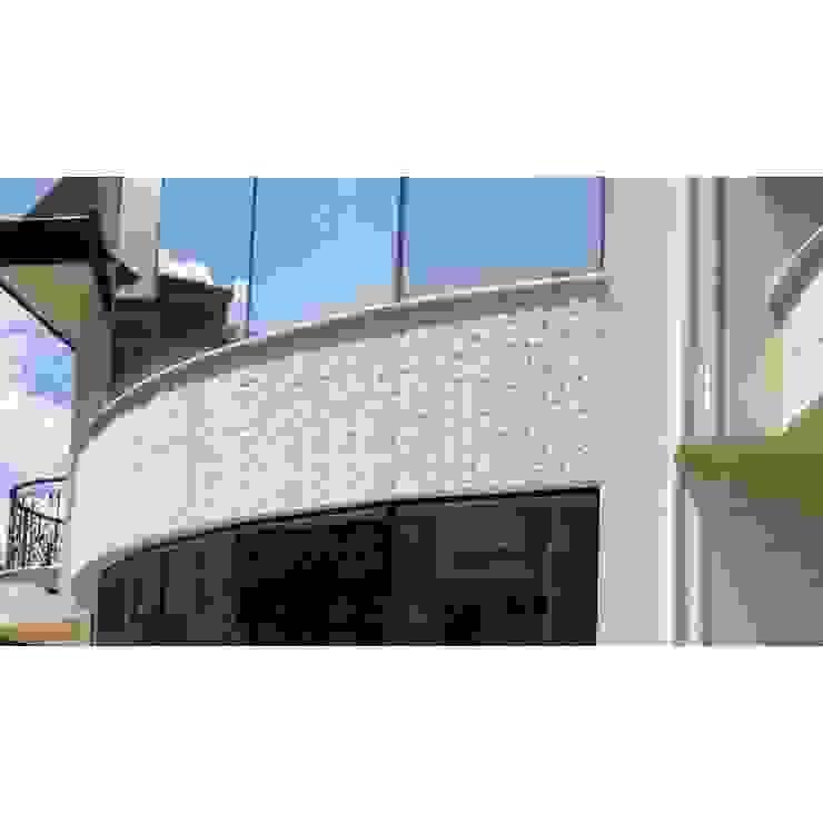 Wapień White Limstone Rustic od Kamienie Naturalne Chrobak Śródziemnomorski Kamień