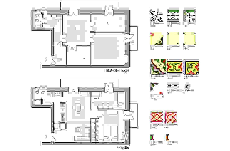 Planimetria casa di 60 mq consigli e idee for Planimetria di una casa