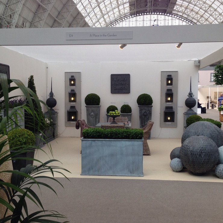 Exhibitions & Trade Shows de A Place In The Garden Ltd.