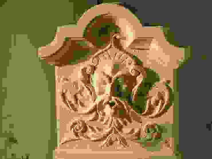 de estilo  por Jean-Pierre COLLIER Sculpteur , Clásico Piedra