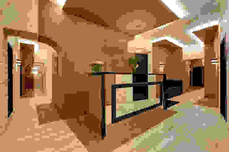 Reception Hotel moderni di FAUSTO DI ROCCO ARCHITETTO Moderno Vetro