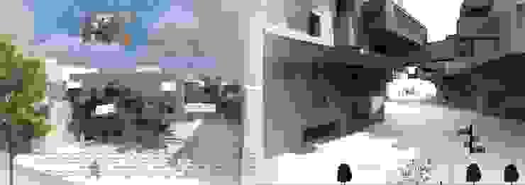 Projecção Tridimensional por Sara Santos Arquitecta