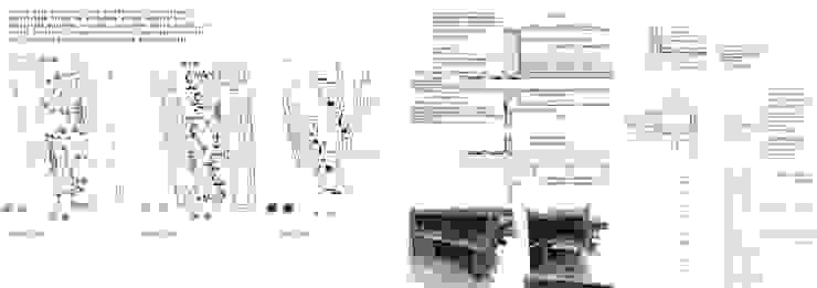 Plantas, cortes e detalhes constructivos por Sara Santos Arquitecta