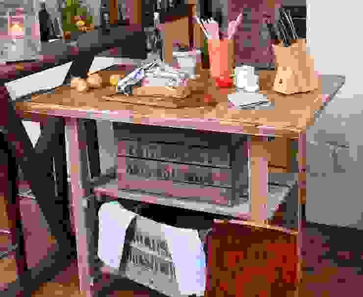 por Holzkunst Dupré Campestre Madeira Acabamento em madeira
