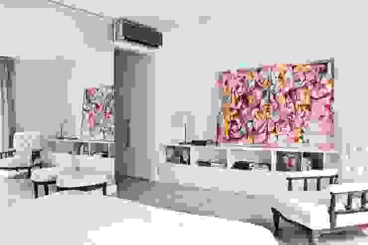 Phòng khách theo Arq. PAULA de ELIA & Asociados, Hiện đại