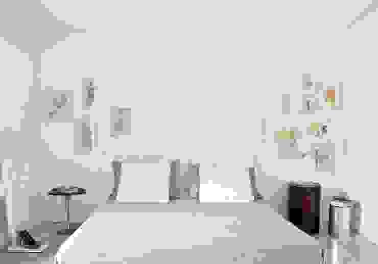 Phòng ngủ theo Arq. PAULA de ELIA & Asociados, Hiện đại