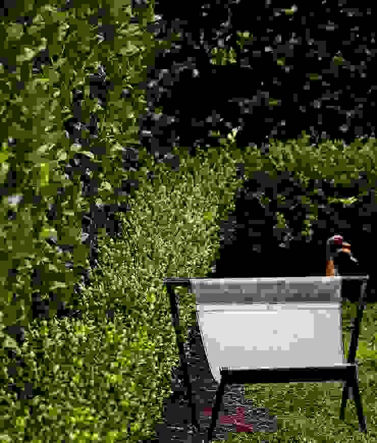 CASA EN SAN ISIDRO Jardines modernos: Ideas, imágenes y decoración de Arq. PAULA de ELIA & Asociados Moderno