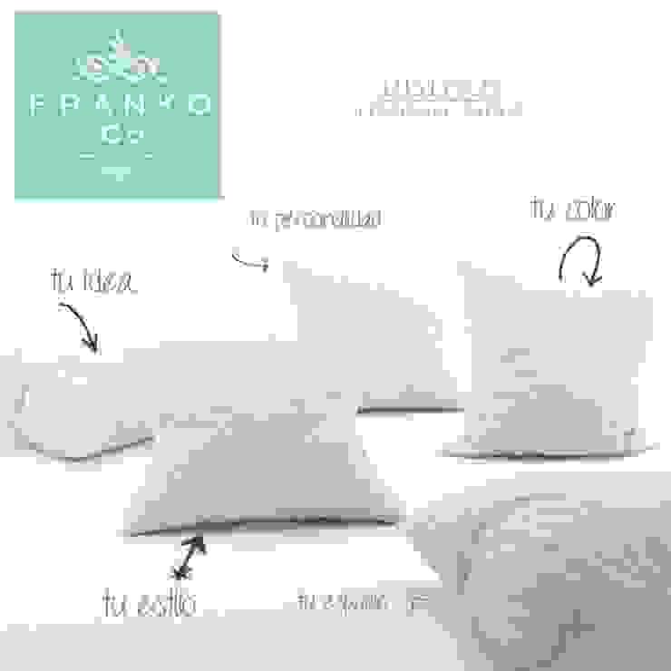 Haz tus propios cojines de Franko & Co. Moderno