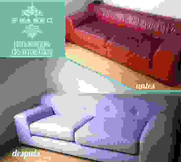 Renovación Sillón Salones modernos de Franko & Co. Moderno