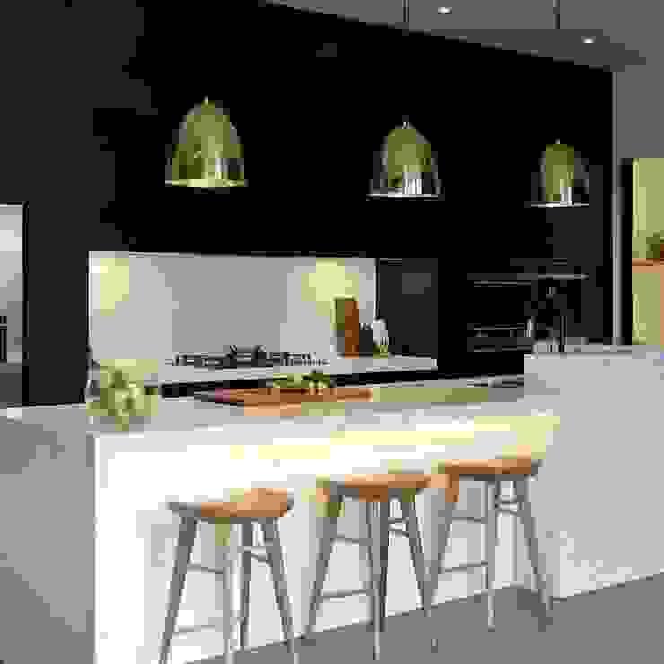 Cocinas modernas: Ideas, imágenes y decoración de Kansei Cocinas Moderno