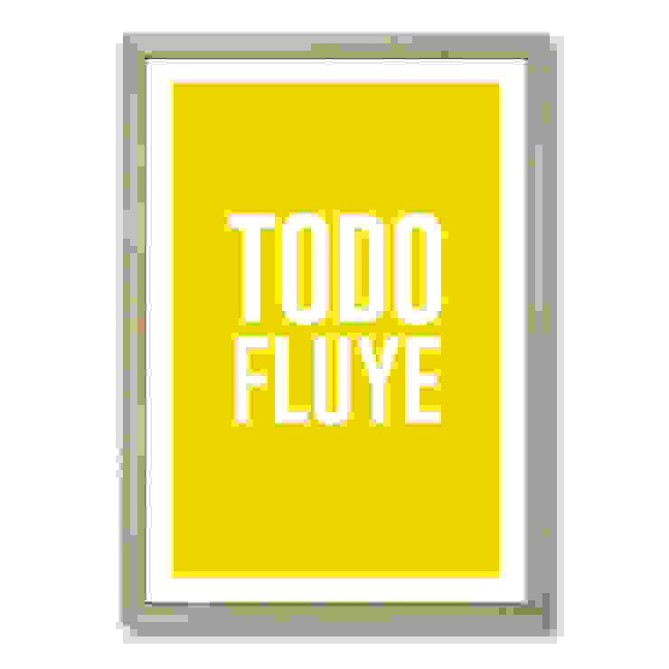 :: TODO FLUYE :: de MUSH HOME Clásico Madera Acabado en madera
